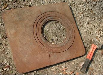Documento senza titolo for Vecchia stufa a legna in ghisa